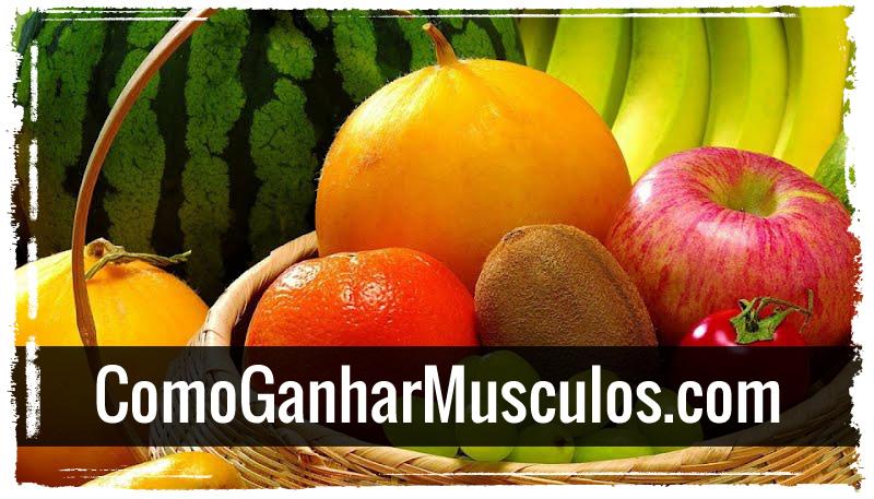 Alimentação Para Ganhar Massa Muscular Rapidamente