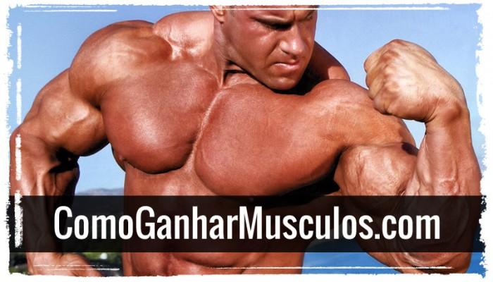 5 Dicas Para Ganhar Massa Muscular Rapidamente