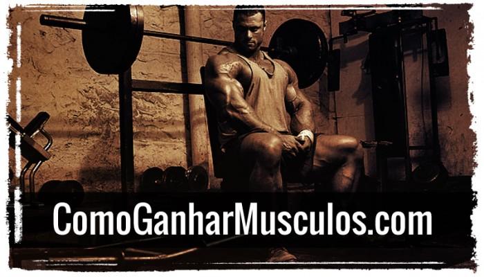Como Fazer Para Ganhar Massa Muscular Rapidamente