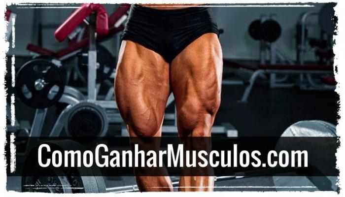 Exercícios Para Ganhar Massa Muscular Nas Pernas