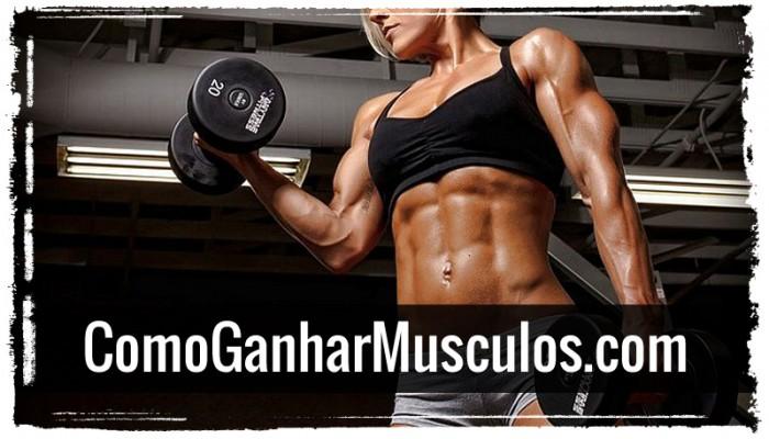 Hipertrofia Muscular Feminina! Dicas de Musculação Para Mulheres