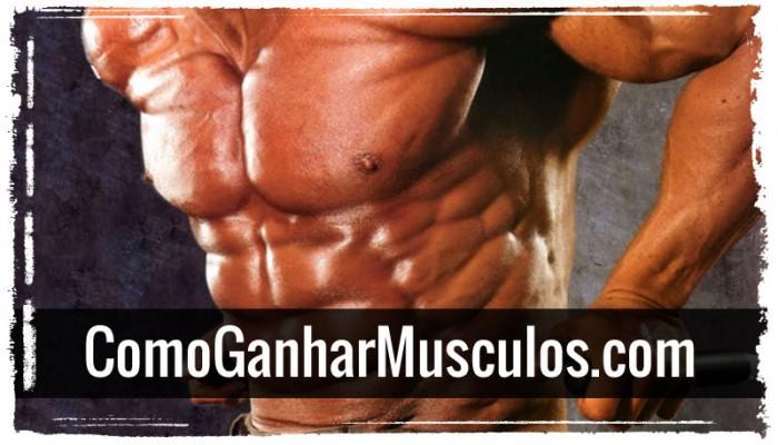 Ganho de Músculos! 3 Produtos Por Menos De R$ 100,00