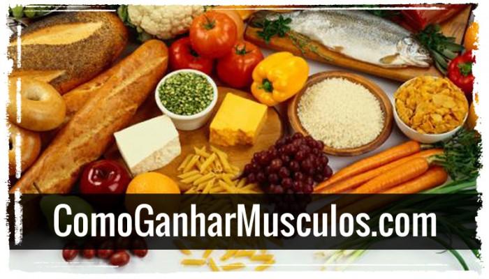 Qual Alimentação Para Ganhar Massa Muscular