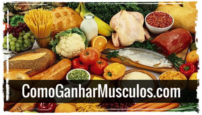 Saiba qual a alimentação para massa muscular que vai te dar mais resultado