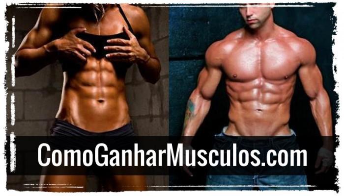 Como Ter Um Aumento Da Massa Muscular De Forma Sólida