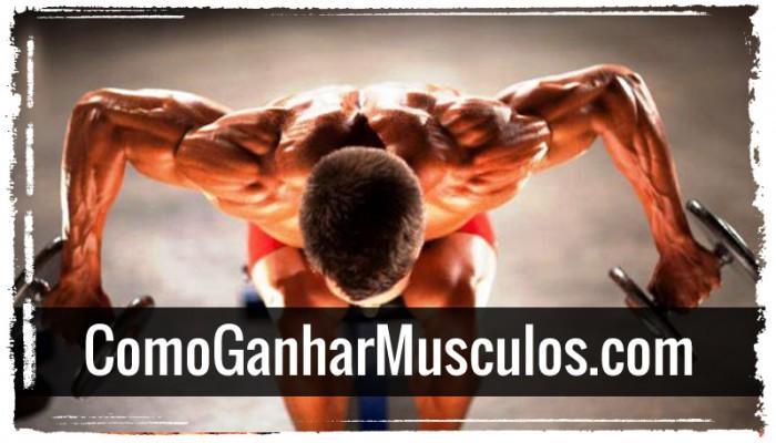 Quais os exercícios para ganhar massa muscular que mais dão resultados