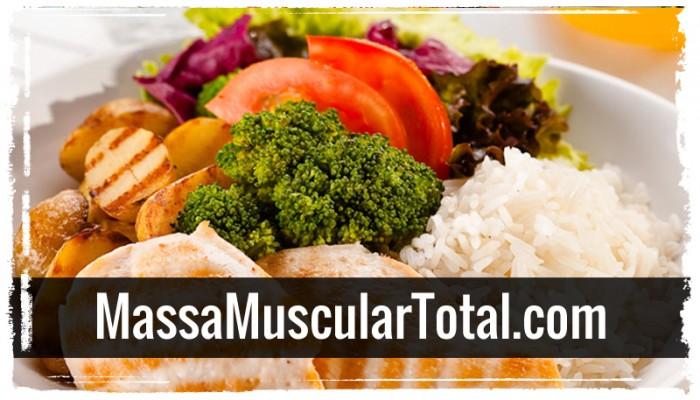 Alimentação Que Aumenta A Massa Muscular
