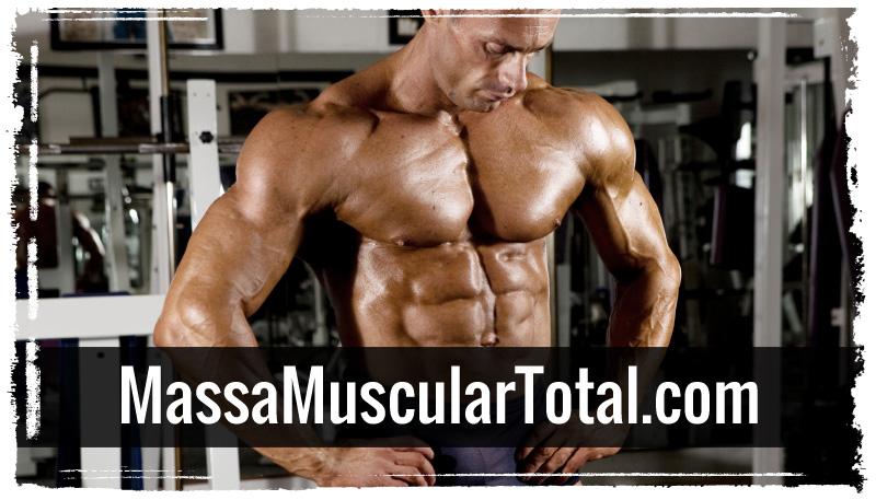 como criar massa muscular