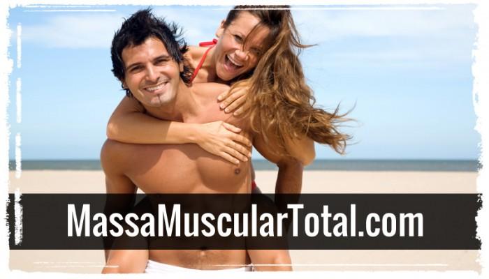 ganhar massa muscular rapidamente