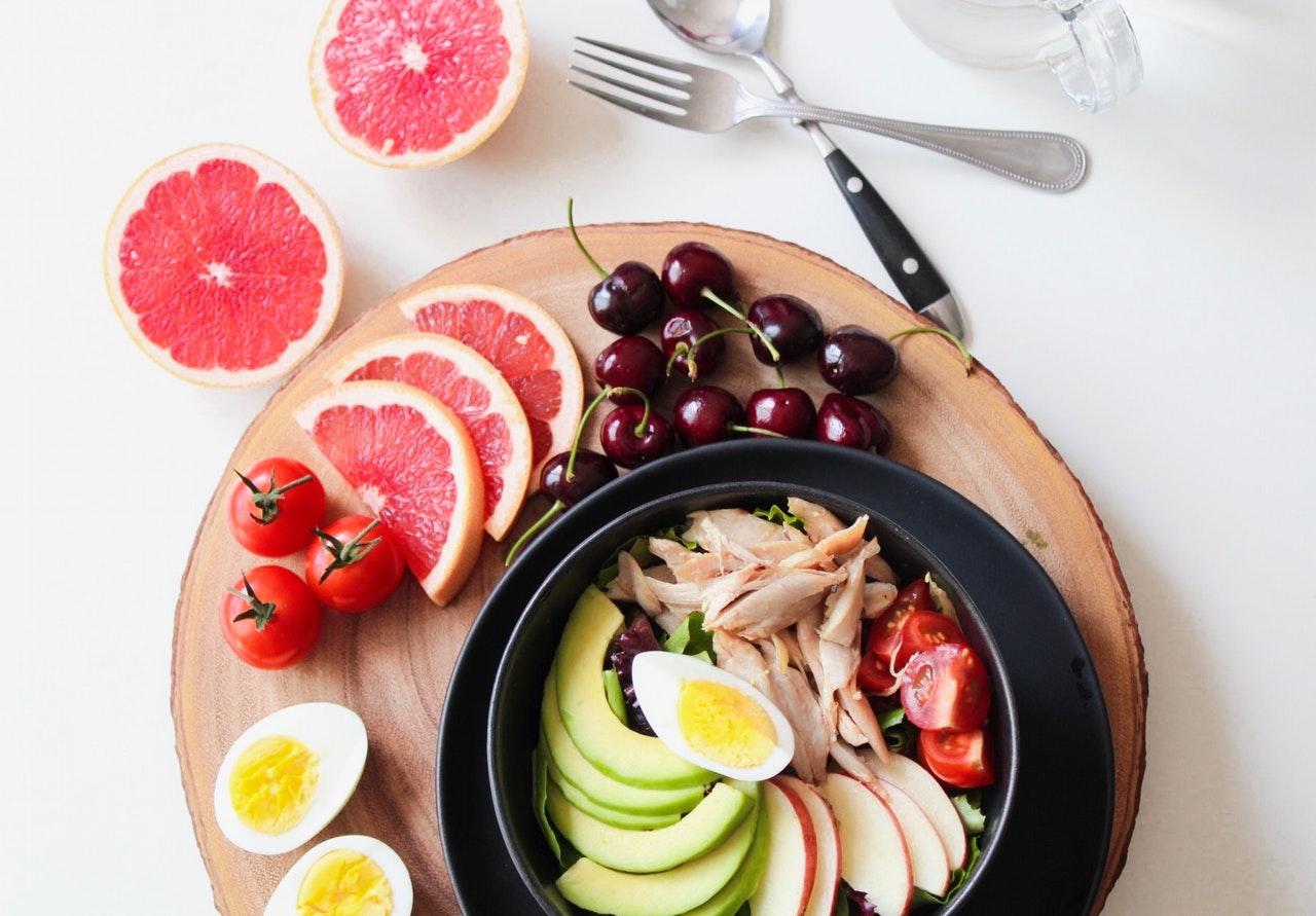 como ter uma alimentação saudável