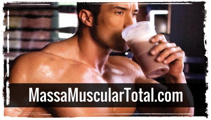 A Importância Dos Suplementos Para Criar Massa Muscular