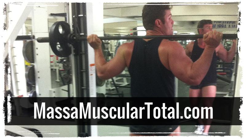 ganhar massa muscular magra