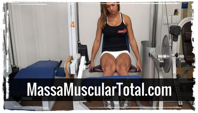como ganhar musculos nas pernas