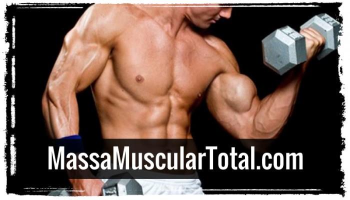 treinos para ganhar massa muscular