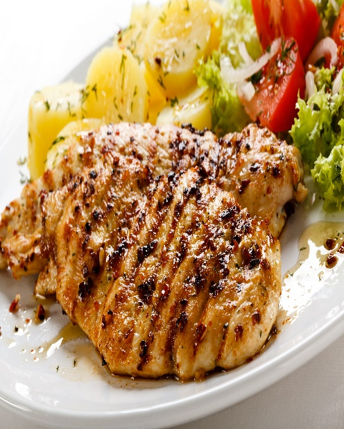 Dieta para Atleta 4